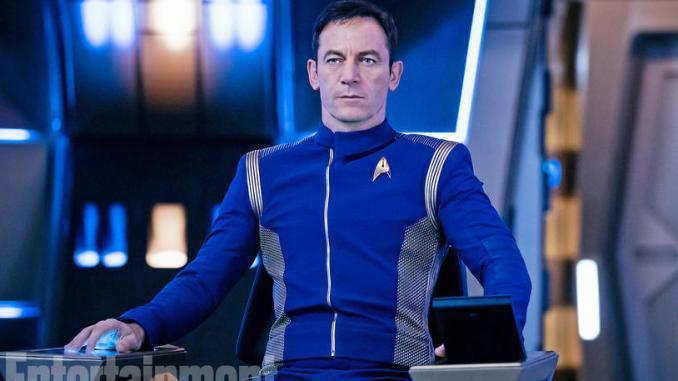 Jason Isaacs in Star Trek: Discovery