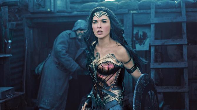 Weekly Wonder Woman