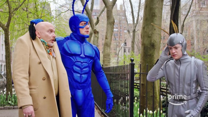 Amazon's The Tick