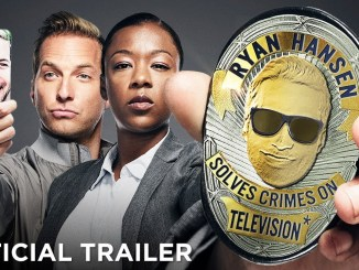 Ryan Hansen Solves Crimes
