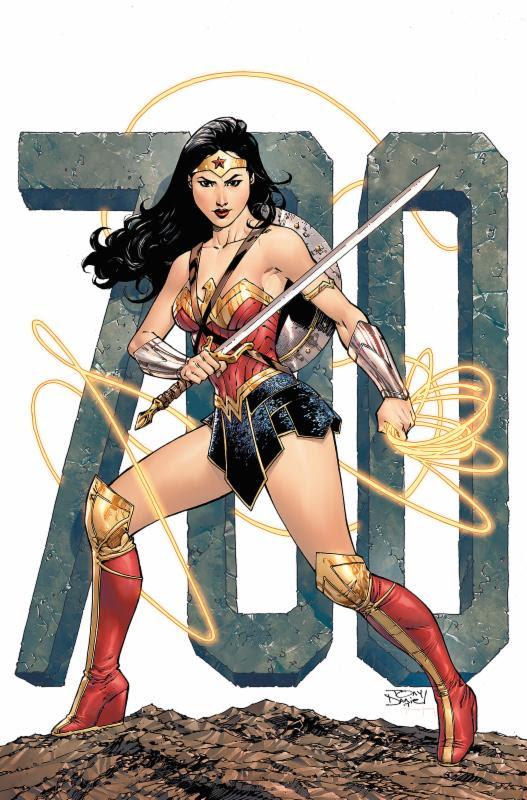Wonder Woman #700