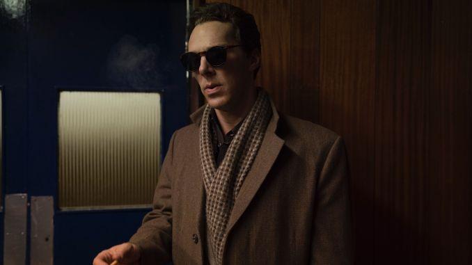 Benedict Cumberbatch in Sky Atlantic's Patrick Melrose