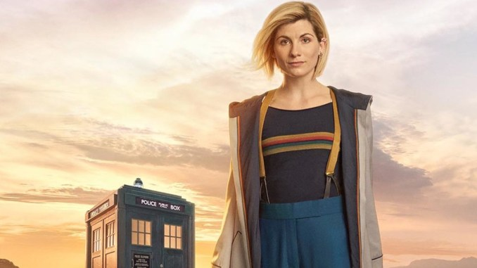 Jodie Whittaker's new Doctor Who costume