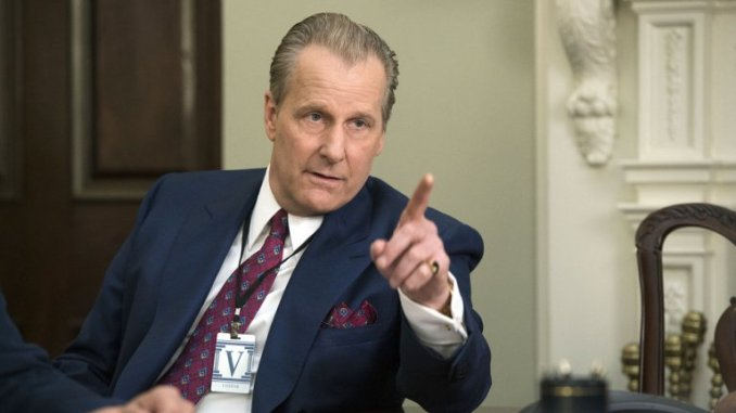 Jeff Daniels in Hulu (US)'s The Looming Tower