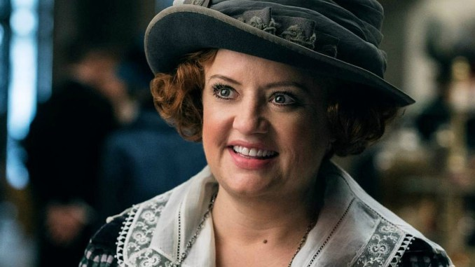 Lucy Davis as Etta Candy in Wonder Woman