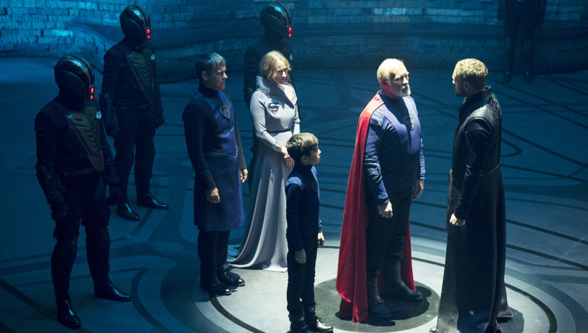 Review: Krypton (US: Syfy)