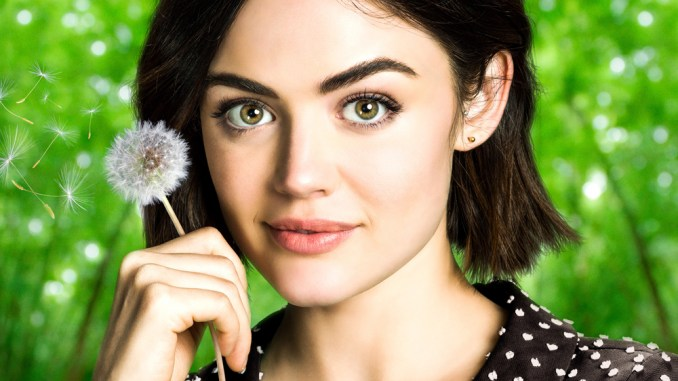 Lucy Hale in The CW's Life Sentence