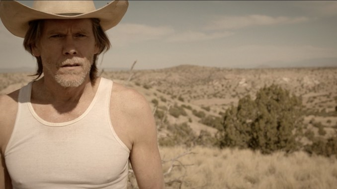 Kevin Bacon in the Tremors TV series