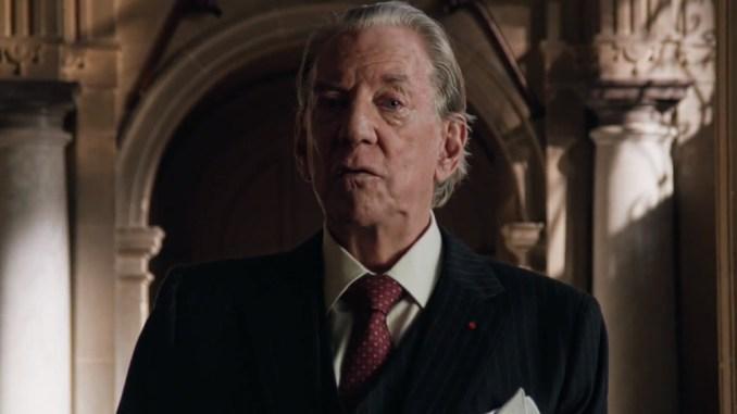 Donald Sutherland in FX's Trust
