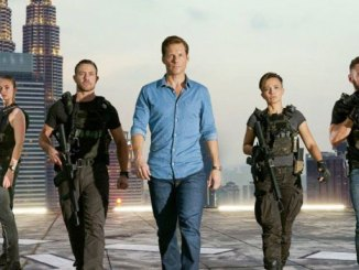 Jamie Bamber in Strike Back