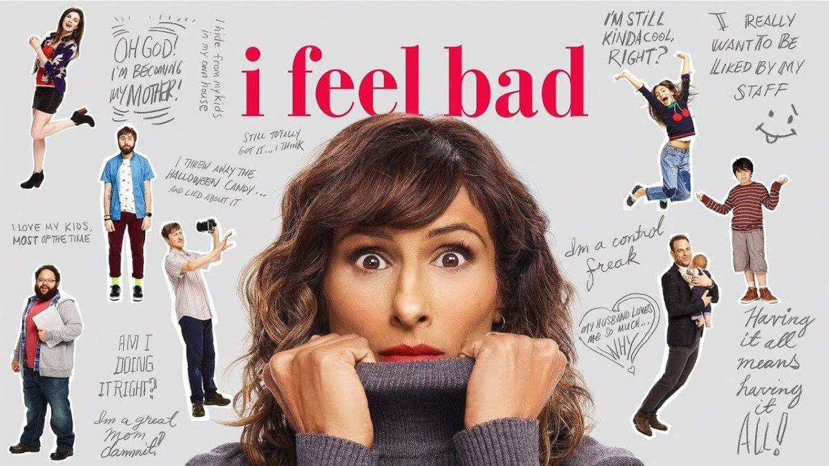 Review: I Feel Bad 1x1-1x2 (US: NBC)