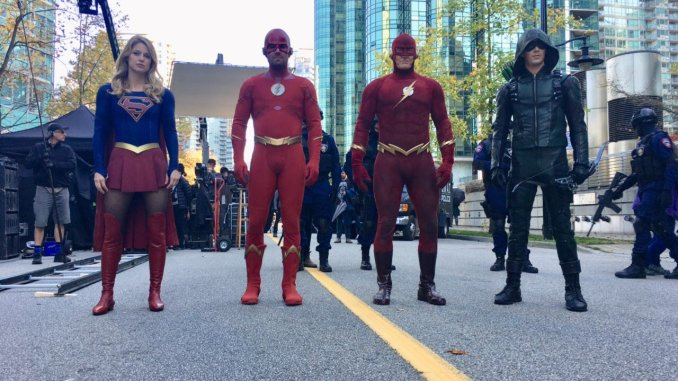 Elseworlds Flash