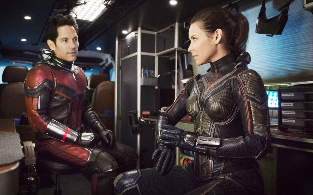 Movie Thursday: The Incredibles 2; Mission: Impossible: Fallout; Ant-Man and the Wasp