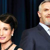 Andie MacDowell joins Cuckoo; Doctor Who renewed, New Year's trailer; + more