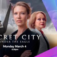 Boxset Tuesday: Secret City (season two) (Australia: Foxtel; UK: Netflix)