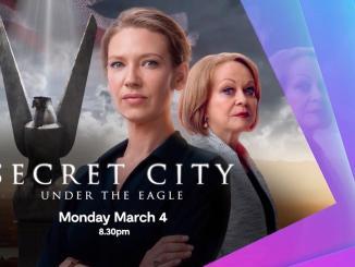 Secret City: Under The Eagle