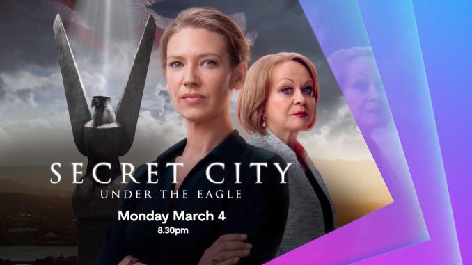 Secret City: Under The Eagle