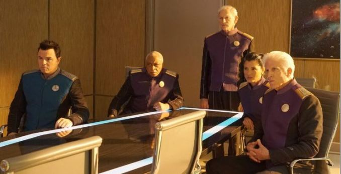 Fox (US)'s The Orville