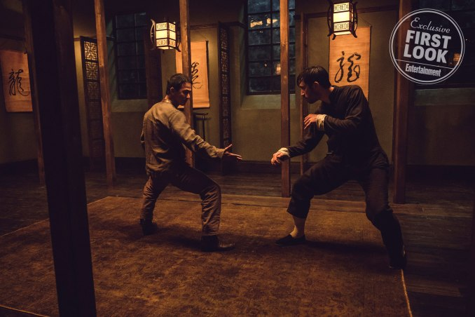 Joe Taslim and Andrew Koji in Cinemax's Warrior