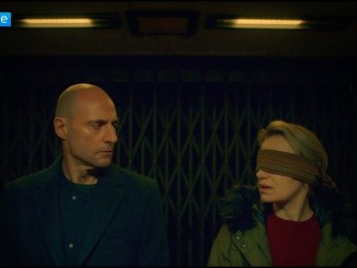 Mark Strong in Sky1's Temple
