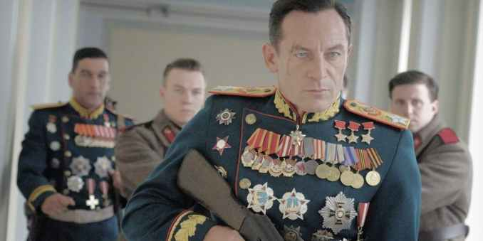 Jason Isaacs in The Death of Stalin