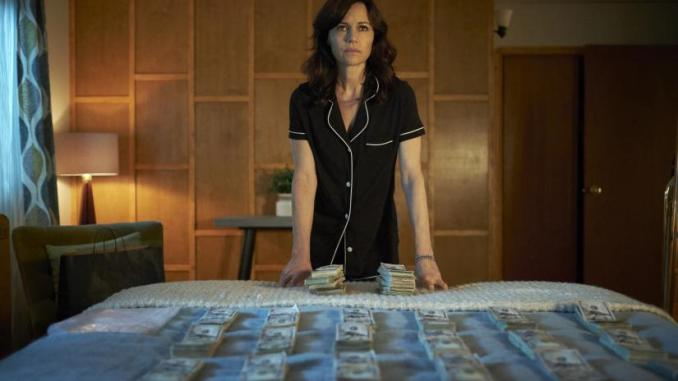 Carla Gugino in Cinemax's Jett