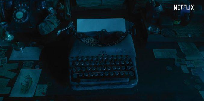 Netflix's Typewriter