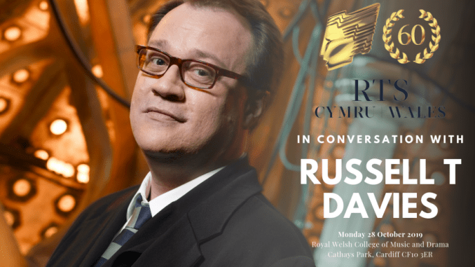 Russell T Davies in conversation