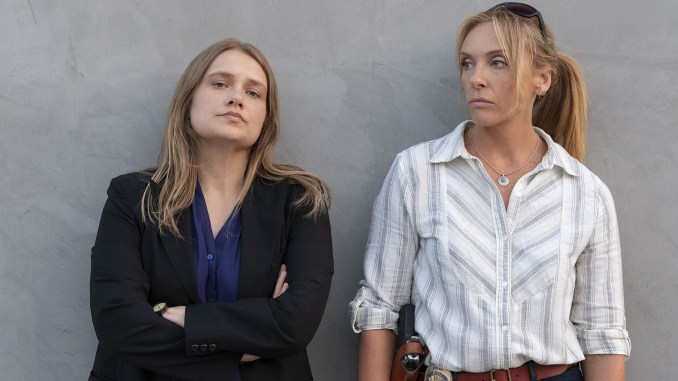 Toni Collette and Merritt Wever in Unbelievable