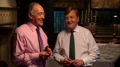 Michael Howard and Charles Kennedy