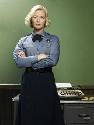 Gretchen Mol as Annie in Life of Mars (US)