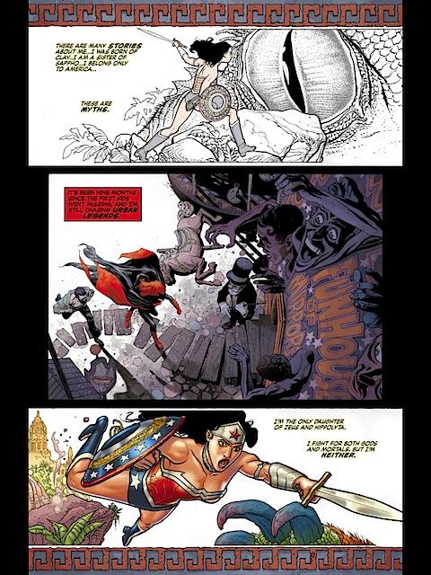 Wonder Woman isn't gay