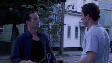 Jason Isaacs in Brotherhood