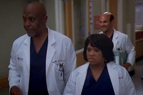 Ian Gomez in Grey's Anatomy