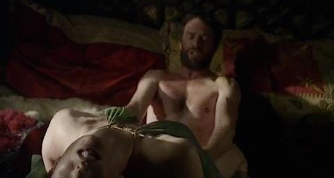 Camelot sex scene