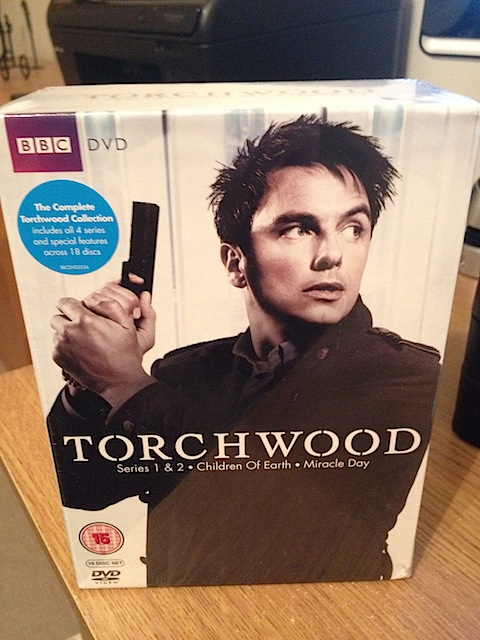 Competition time: win the Complete Torchwood Collection on