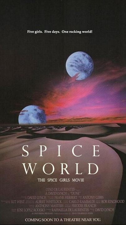 Spice World meets Dune