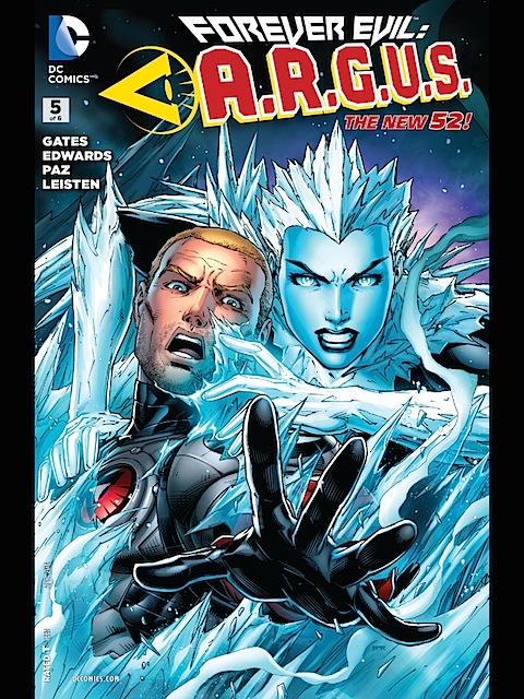 Forever Evil Argus #5