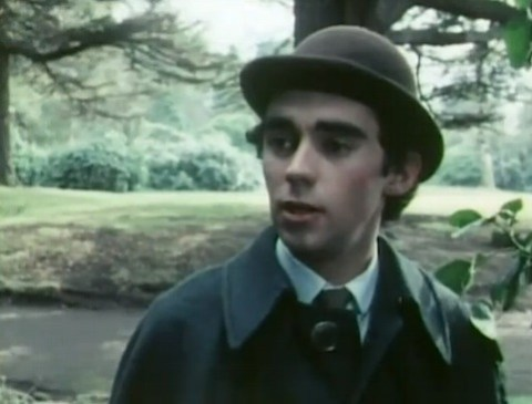 Guy Henry in Young Sherlock: The Mystery of the Manor House