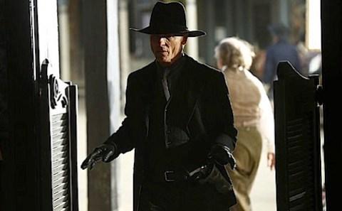 Ed Harris in HBO's Westworld