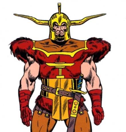 Heimdall in Marvel comics