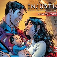 Weekly Wonder Woman: Injustice: Gods Among Us: Year Three #14