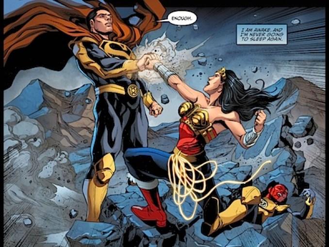 Clark intervenes