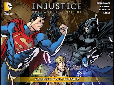 Injustice: Gods Among Us: Year Three #24