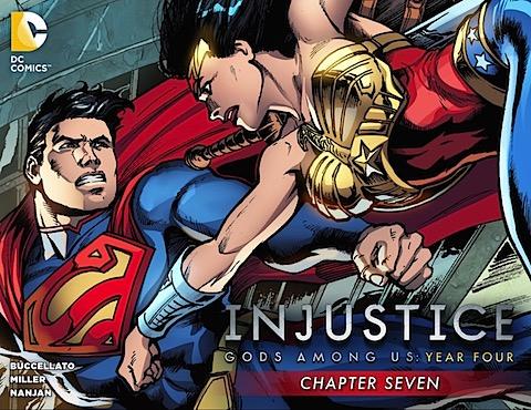 Injustice: Gods Among Us: Year Four #1