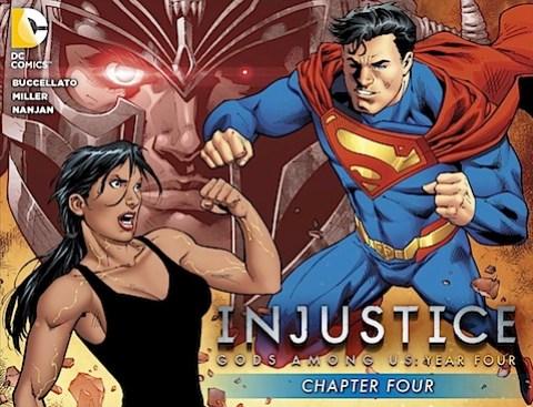 Injustice: Gods Among Us Year 4 #4