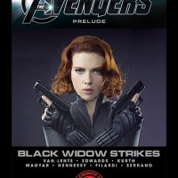 A great big, long, very slow hand-clap to Marvel: Black Widow Strikes