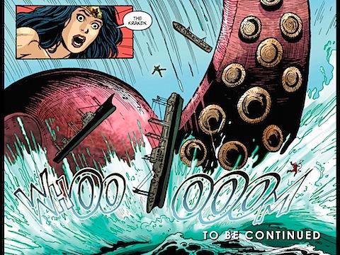 Atlantis unleashes the Kraken