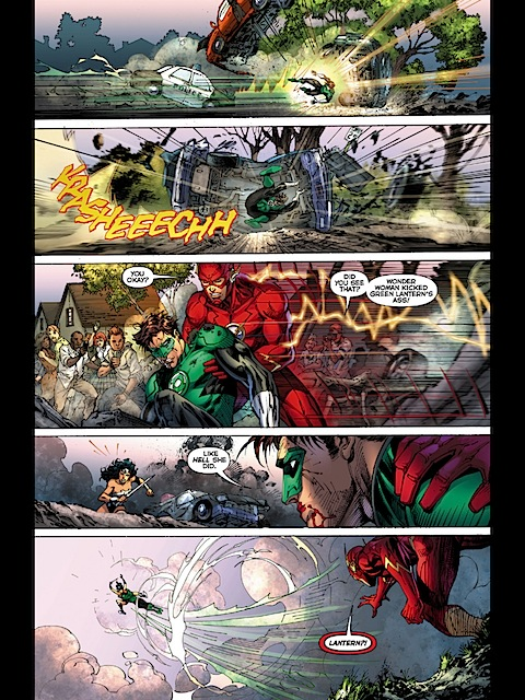 Justice League #11