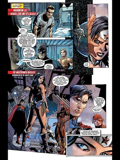 Wonder Woman revived